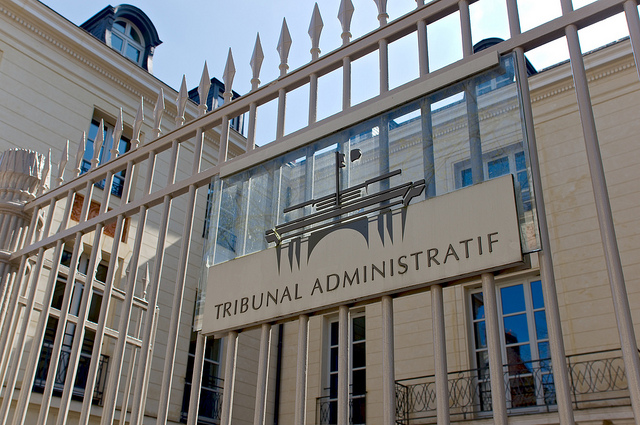 Avocat- Tribunal administratif Crédit:Frédéric BISSON