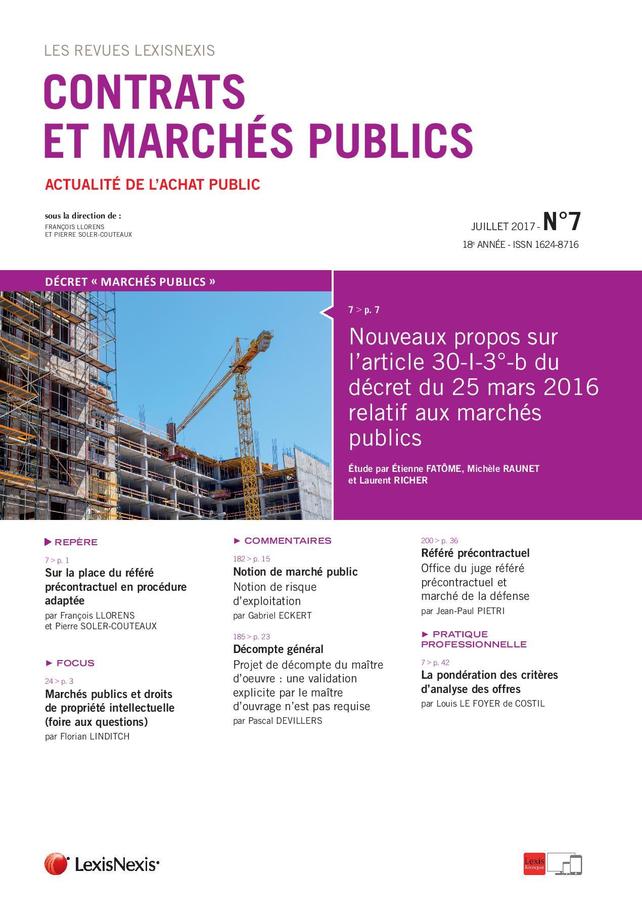 Cabinet Le Foyer De Costil : Pondération critères analyse des offres marchés publics